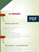 La Minería en el Ecuador.pptx