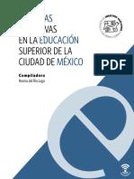 POLÍTICAS inclusivas en la educacion superior en méxico..pdf