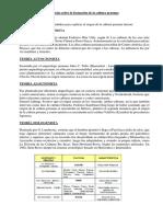 Historia Andina Culturas Resumen