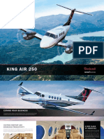 King Air 250 Brochure(1)