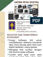 11. Pembuatan Peta Digital