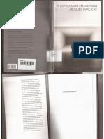 RANCIÈRE, Jacques - O Espectador Emancipado.pdf