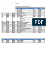 Cronograma - Lista de Espera SiSU 2017-2