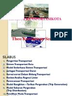 Sistem Transportasi Kota 27 Agustus 2010