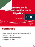 3. Calidad y Normalización - Angélica Yovera - Promperú