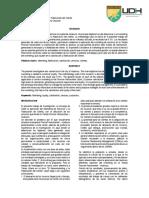 ARTICULO CIENTIFICO Marketing de Servicios y Fidelizacion Del Cliente