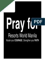 Pray for Rwm