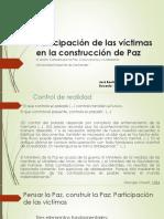 Ratellez_Participación de Las Víctimas en La Construcción de Paz (UIS)