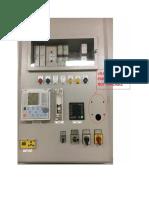 13.8 KV Switchgear Panel (Capacitor Bank Feeder) Snapshot
