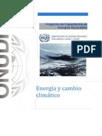 Módulo Teórico C.C Energia y Cambio Climatico