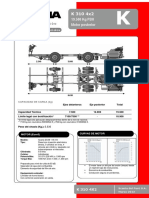 Especificaciones k310 4x2 Dl Scanea
