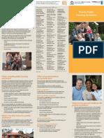 Applying Priority Housing Assist Brochure