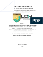 Informe Final - Tesis II