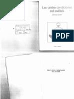 201- Quinet. Las cuatro condiciones del analisis .pdf