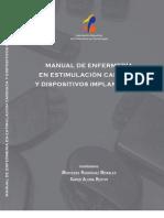 Estimulacion Cardiaca y dispositivos implantables para enfermeria.pdf