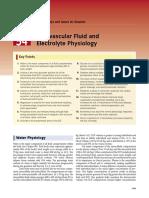 Fluido Intravascular y Fisiologia Electrolitos
