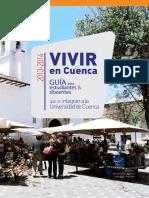Guia Para Estudiantes y Docentes Que Se Integran a La Universidad de Cuenca