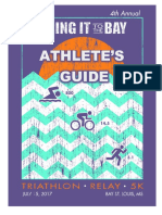 Bring It to the Bay Tri Athlete's Guide 2017