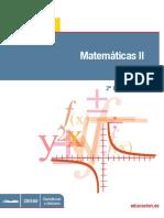 Matemáticas (2.º Bachillerato)