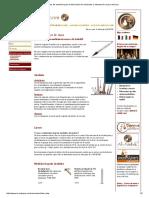 Instrumentos de Medición Para La Fabricación de Alcoholes y Información Acerca Del Uso