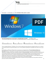 Windows 7 y Windows 10 Con Arranque Dual, Paso a Paso » MuyComputer