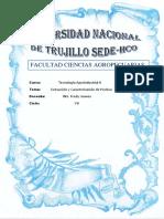 PRÁCTICA N°1 Extracción y Caracterización de Pectina