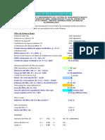 Diseño Filtros Biologico Caraz