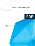 Azure UK Governments - 14 Compliance Controls