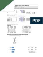 Desain Balok WF-SNI 2002-1.xls