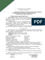 Dispozitia Nr. 145 Din 2013 Sistem Control Intern- Cele 25 de Standarde