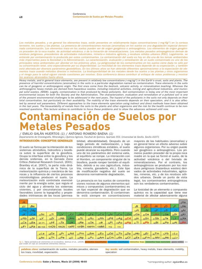 Metales pesados 3pdf urtaz Image collections