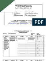 Kartu Soal UAS Kwu Xii 16-17