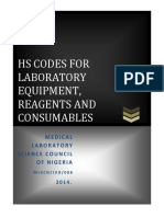 HS Codes