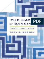 Gary B. Gorton-The Maze of Banking_ History, Theory, Crisis-Oxford University Press (2015)