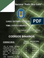 Tema 2- Codigos Binarios
