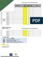 Format-live Test Daftar Ujian Free