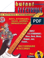 Guitar Electrique La Methode Universelle