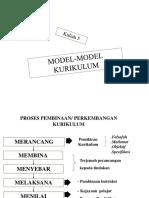 1 MODEL KURIKULUM.ppt