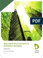 DesignGuide FTTHrequirements NewBuildings En