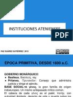 Instituciones de Atenas