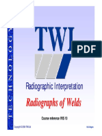 RT Interpretation for TWI New