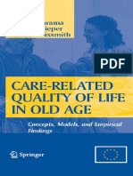 BUKU KESEHATAN Related Quality of Life in Old Age Concepts Models and Empirical Findings