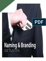 Naming Branding