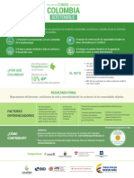 Fondo Colombia Sostenible Apc 2017