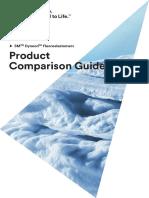 FE Product Comparison Guide En