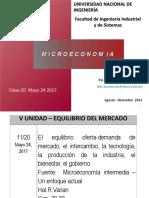 Clase 20 Eq Del Mercado, Bienestar May29