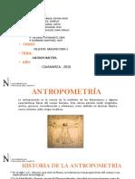 Antropometria Taller