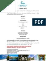 Job Advertisement - CRM 06 (1)
