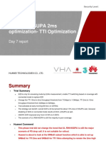 246957356 HSUPA 2ms Optimization TTI Optimize Phase 4 Day 7 Report V1 0