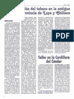 ARTURO RUIZ ESTRADA - La Explotación Del Tabaco en La Antigua Provincia de Luya y Chillaos